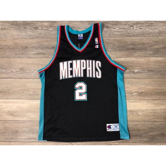 5a236deda Champion Other - Jason Williams Memphis Grizzlies Champion Jersey